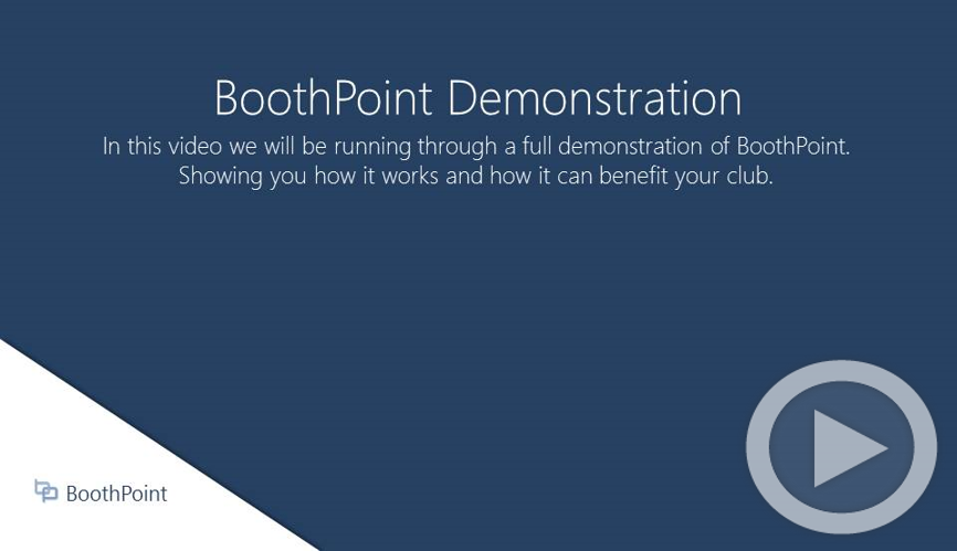 BoothPoint Demonstration